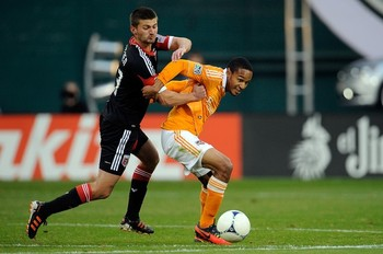 Houston Dynamo v DC United - Eastern Conference Championship - Leg 2