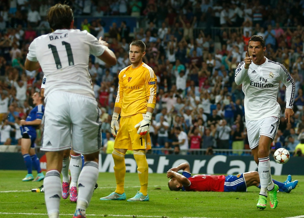 UEFA Champions League Roundup Liverpool Win Late Real