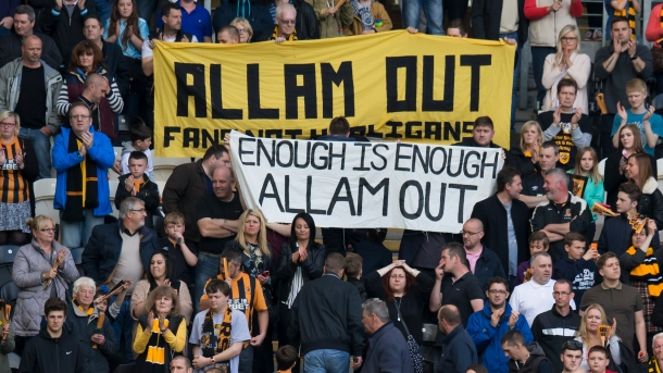 Hull City owner Assem Allam planning to boycott club's matches ...