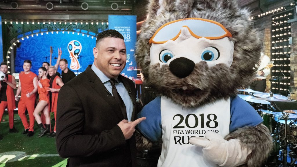 Introducing Zabivaka Russia S 2018 World Cup Mascot Prosoccertalk Nbc Sports