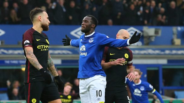 Everton 4 0 Manchester City Toffees Counter Hammers Leaky City Prosoccertalk Nbc Sports