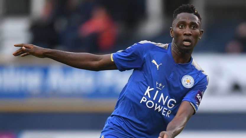 Wilfred Ndidi injury