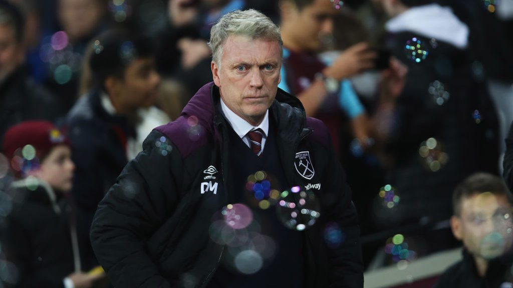 West Ham United hires David Moyes