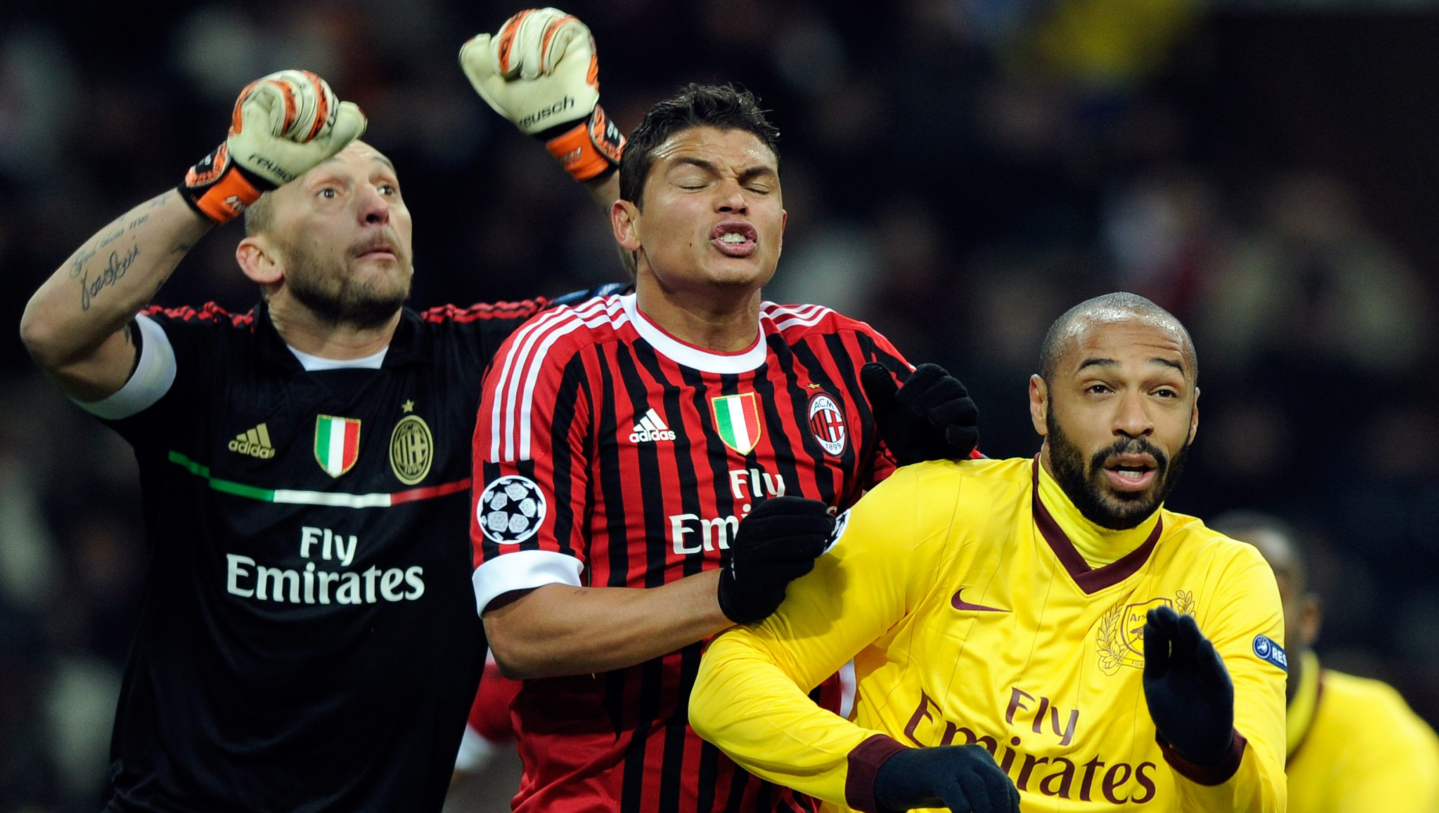 Arsenal gets AC Milan in Europa League Round of 16