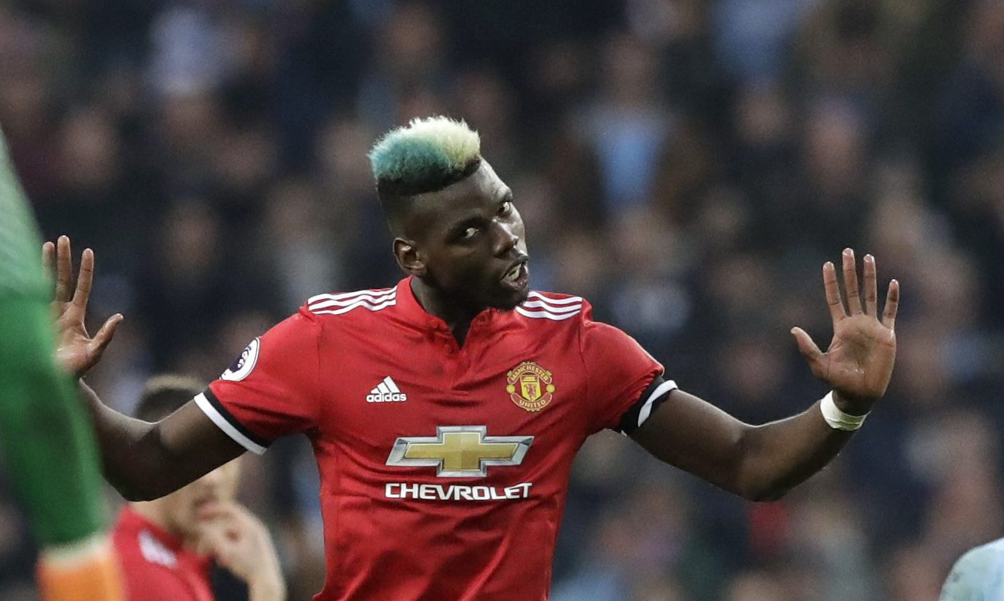 Pogba reportedly asks Man Utd for Barca move