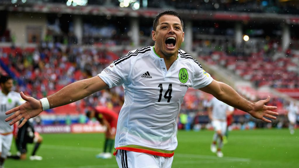 Chicharito on LA Galaxy arrival: 'Right place, right time'