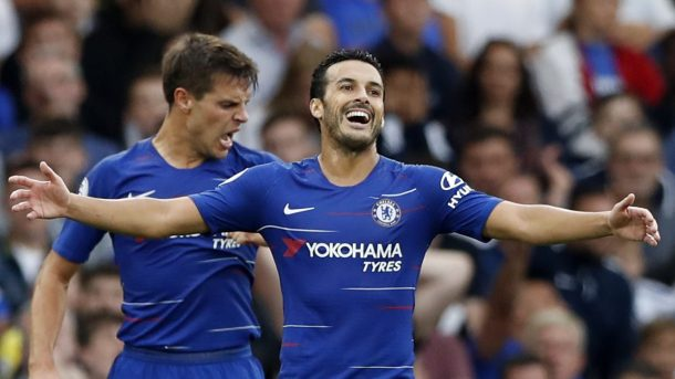 MLS clubs eye Chelsea's Pedro