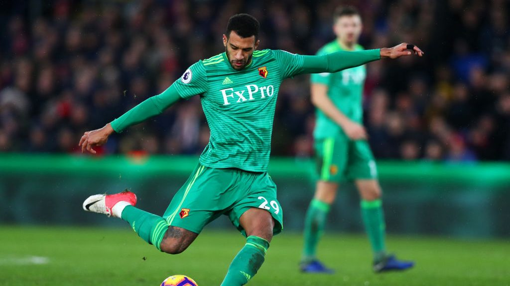 Capoue Volley Puts Watford Into Fa Cup Quarterfinals
