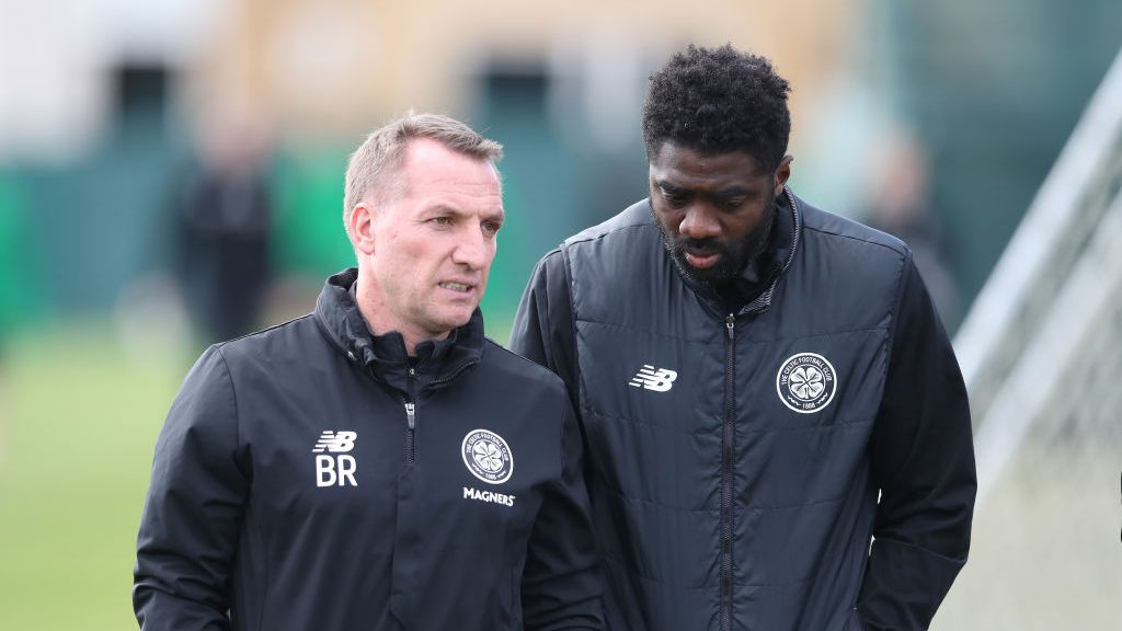 Kolo Toure joins Brendan Rodgers' staff at Leicester City - ProSoccerTalk |  NBC Sports