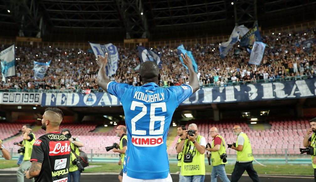 Koulibaly to Manchester City