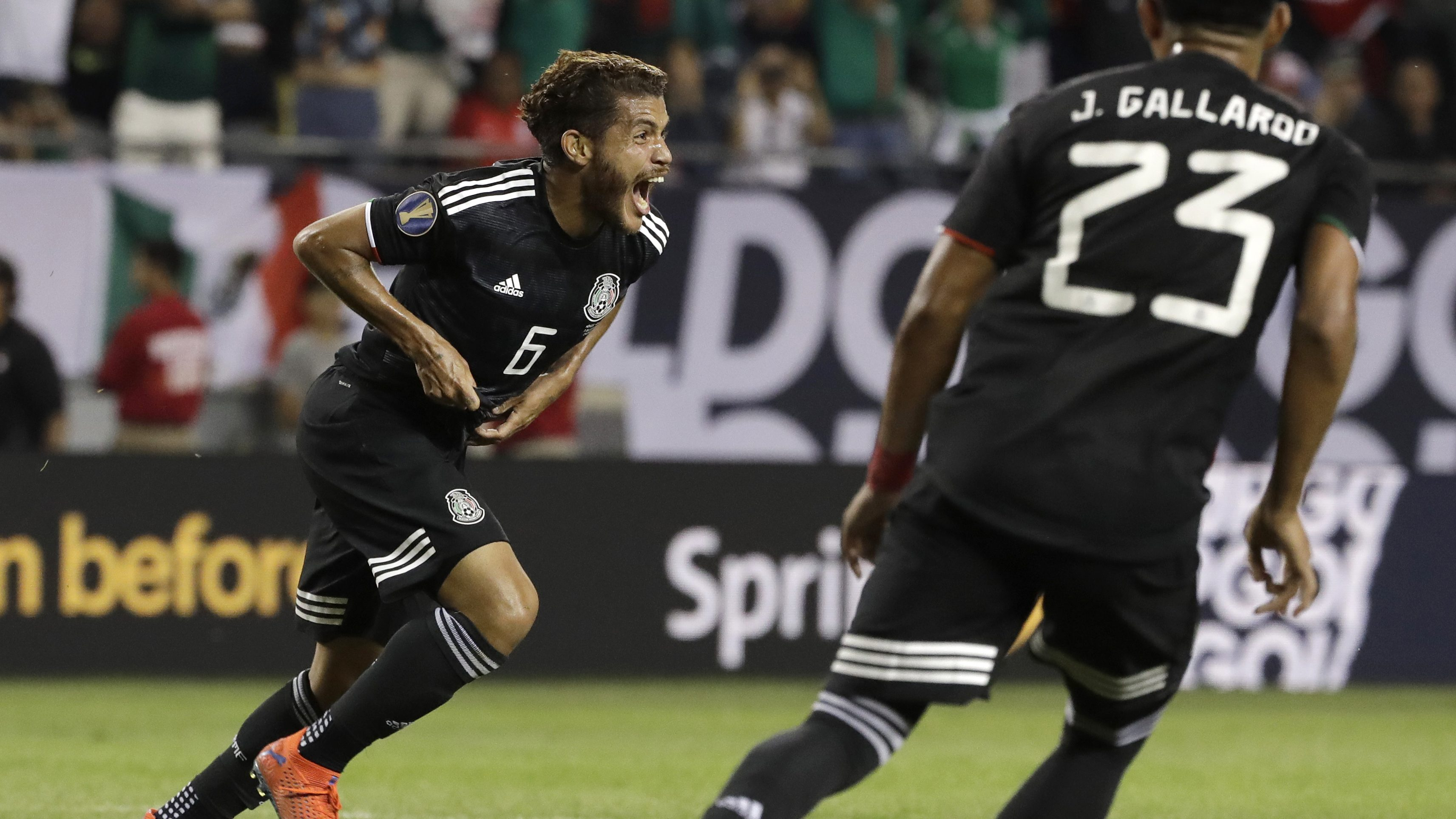 Usmnt Wastes Early Chances Falls To Mexico In Gold Cup Final