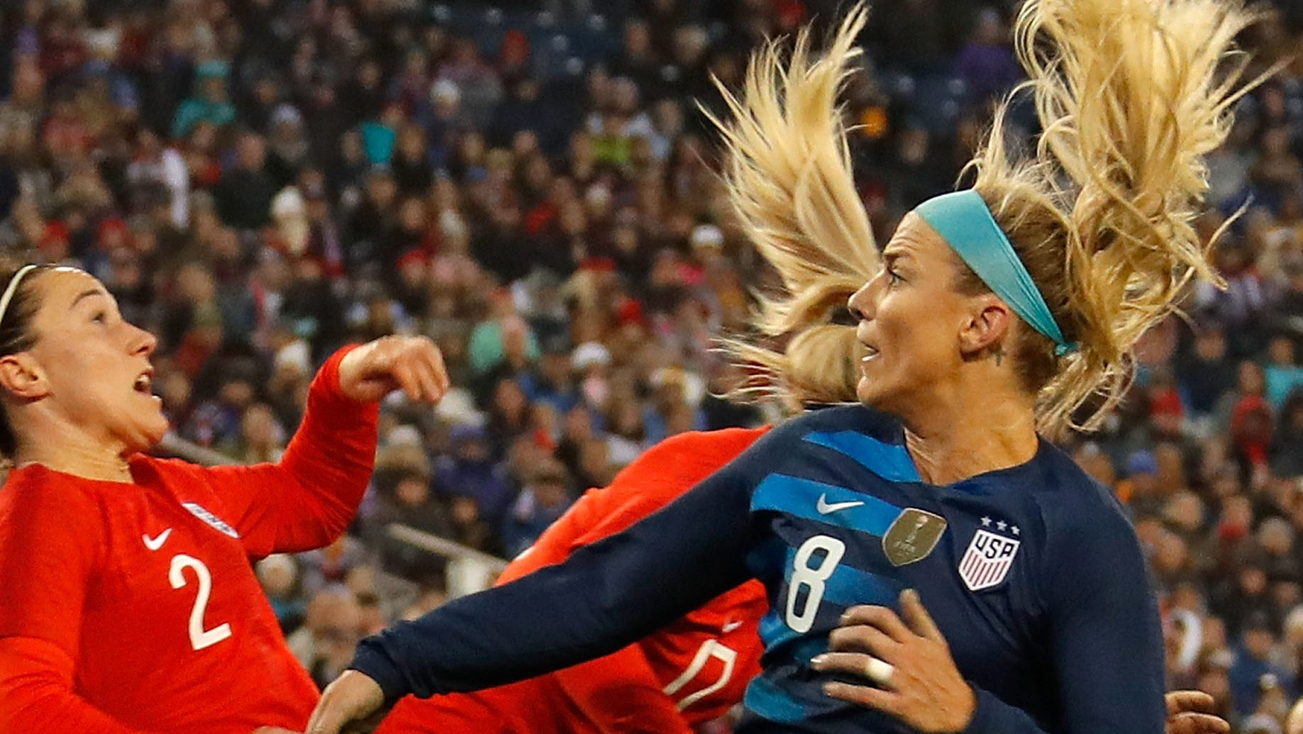 Fifth annual SheBelieves Cup field includes USWNT, England