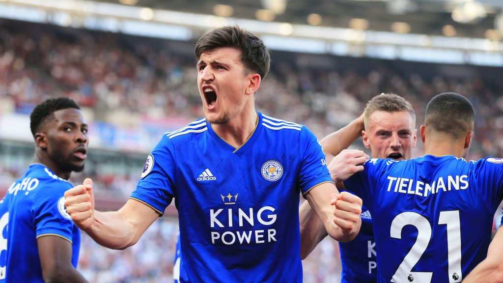 Reports: Manchester United agree to world record Harry Maguire deal