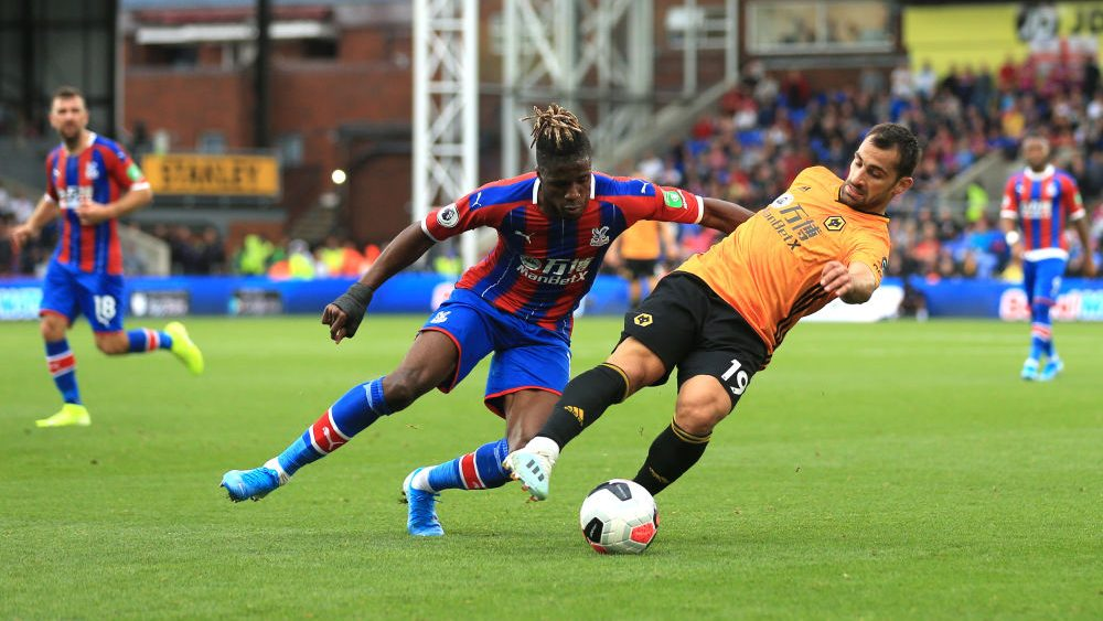 Wolves - Crystal Palace