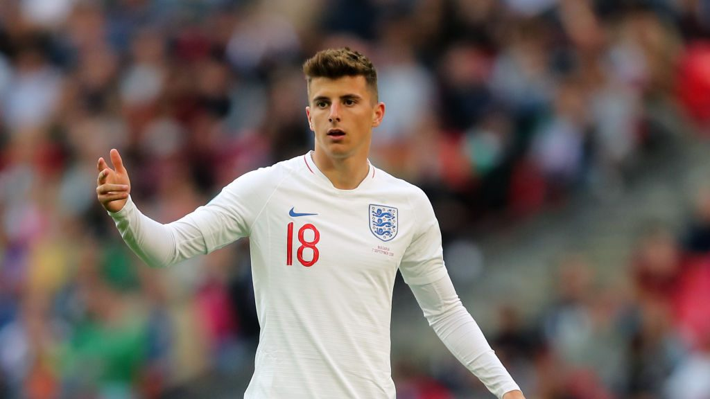Chelsea Youngster Mason Mount Set For First England Start Prosoccertalk Nbc Sports
