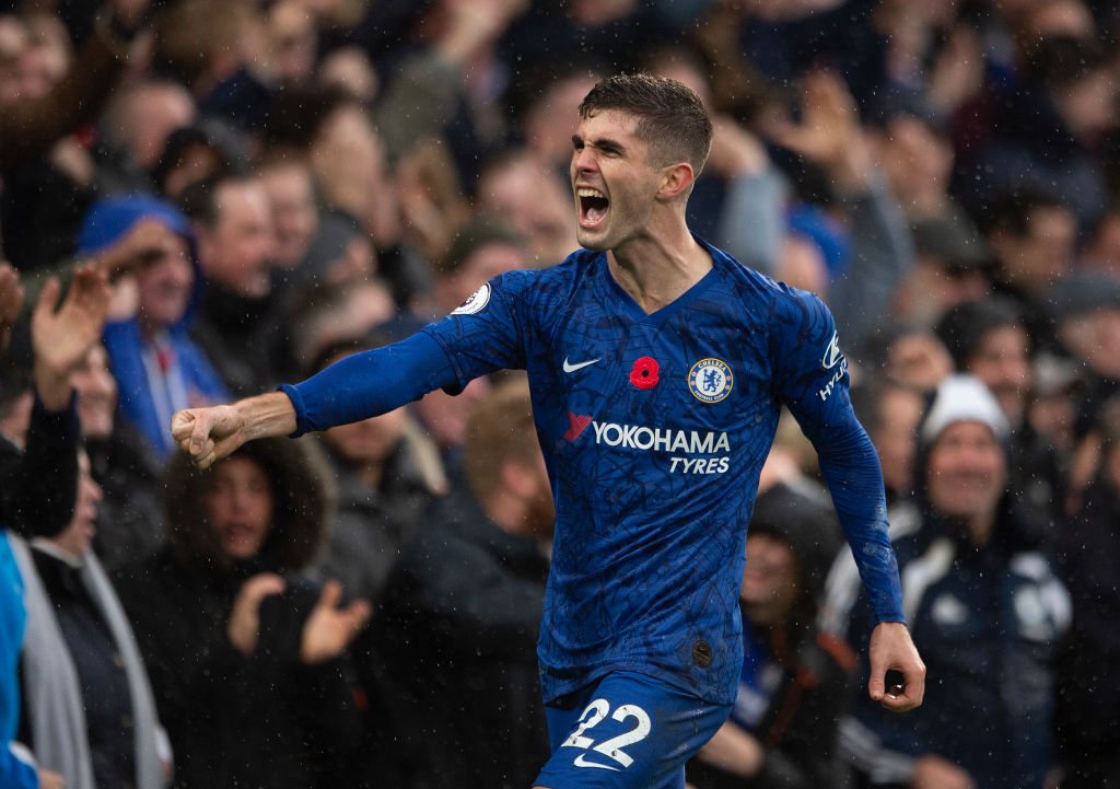 Chelsea issue positive Pulisic injury update