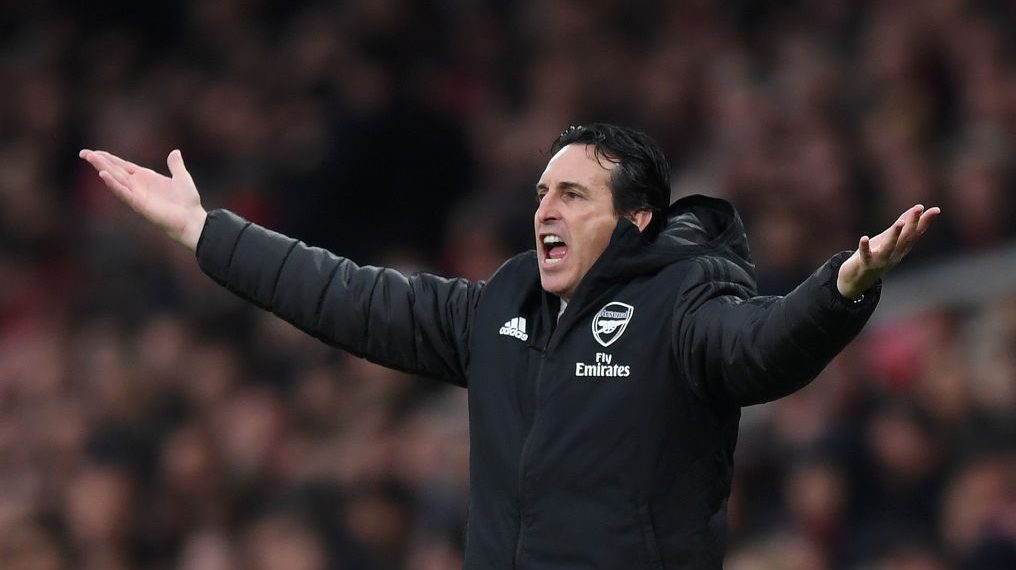 Unai Emery: Arsenal