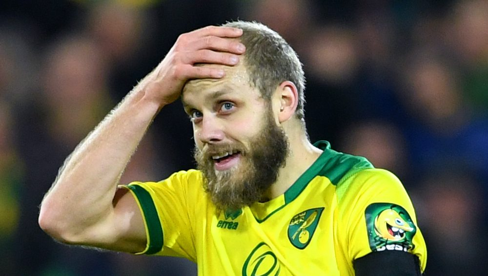 VAR deprives Norwich City of two-goal lead
