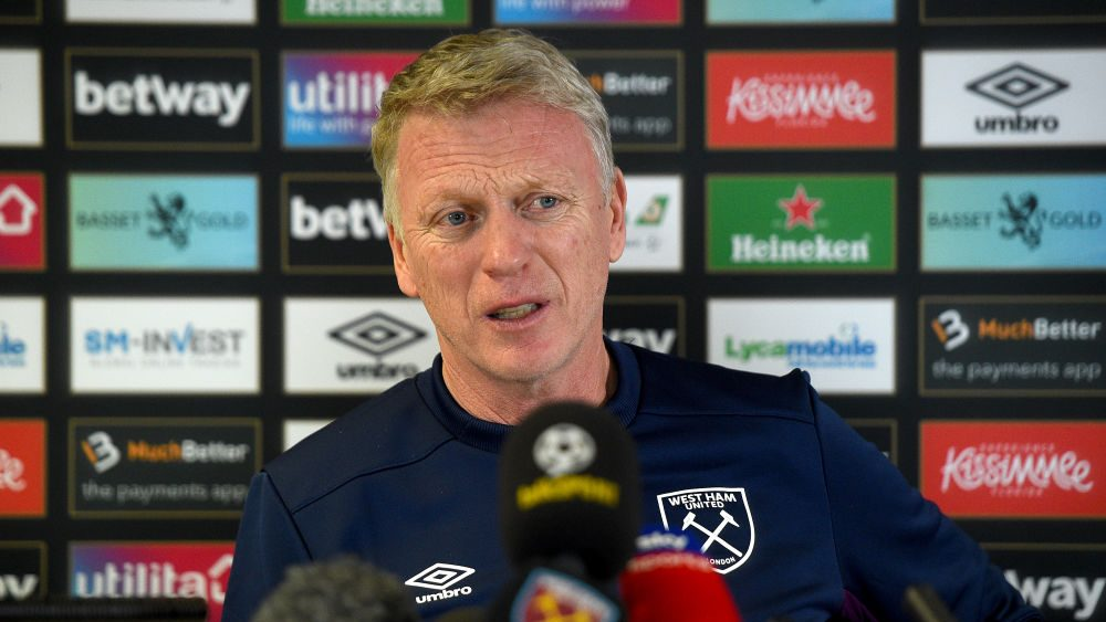 David Moyes introductory press conference