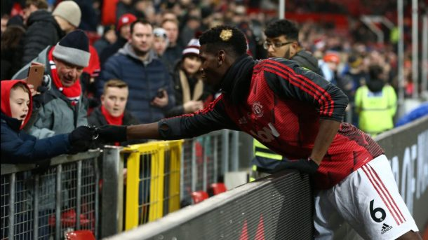 Paul Pogba anti-racism
