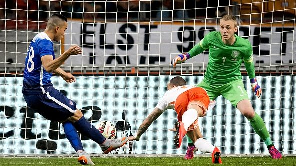 Netherlands announce March friendly against United States