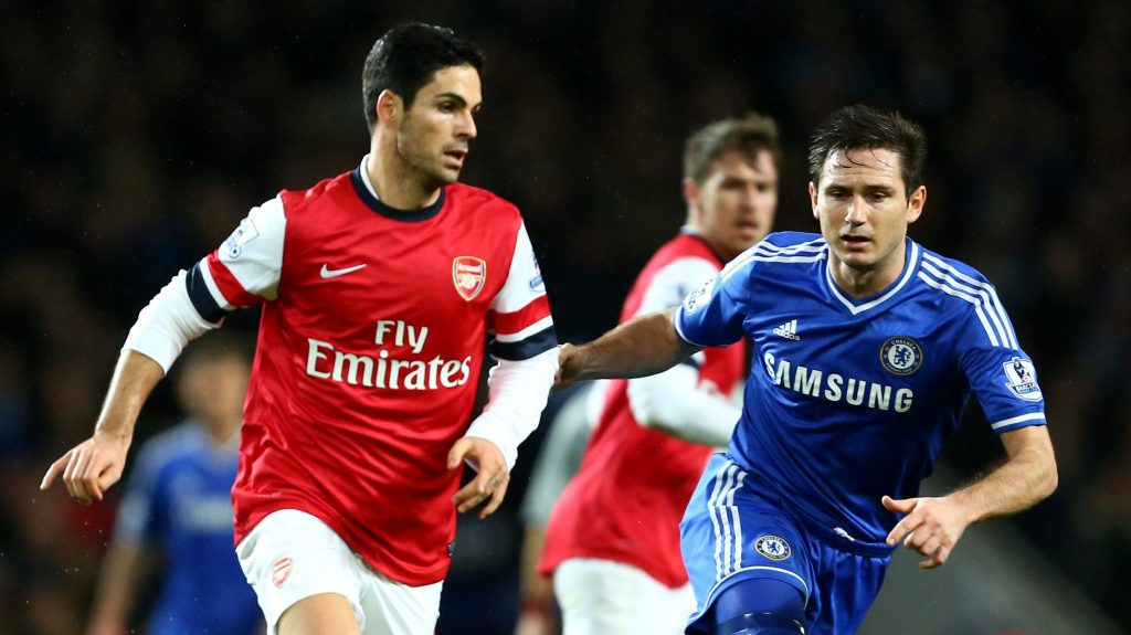 Premier League preview Arsenal v. Chelsea