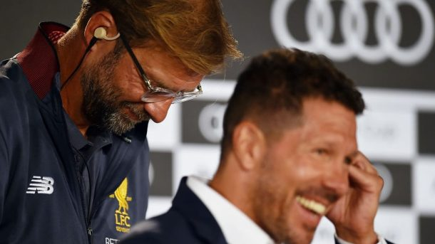 Champions League draw Klopp Simeone