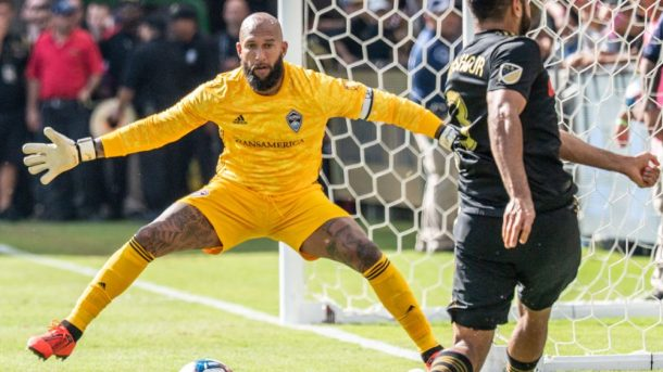 USMNT legend Tim Howard joins Memphis soccer franchise