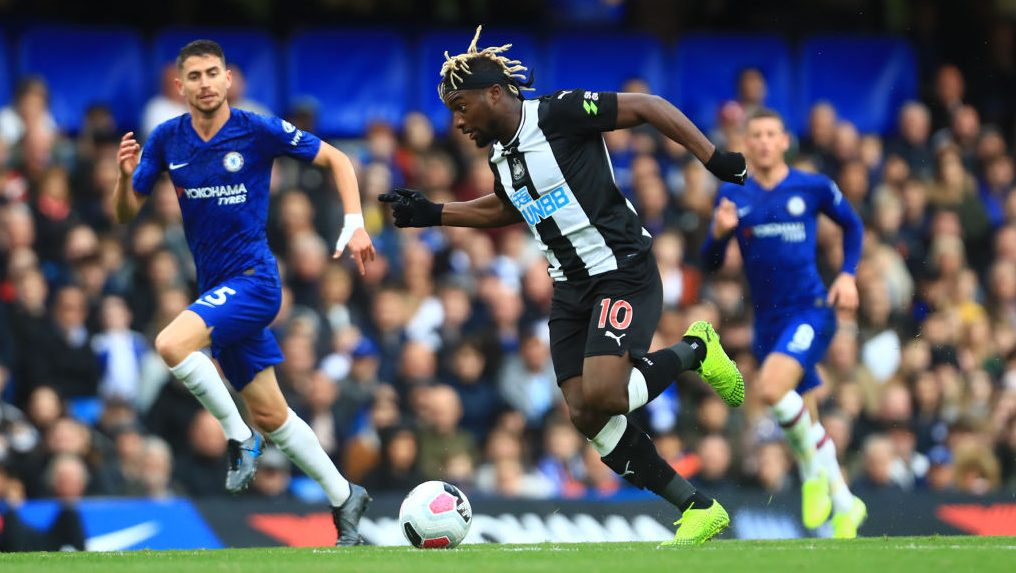 Premier League Preview Newcastle United V Chelsea