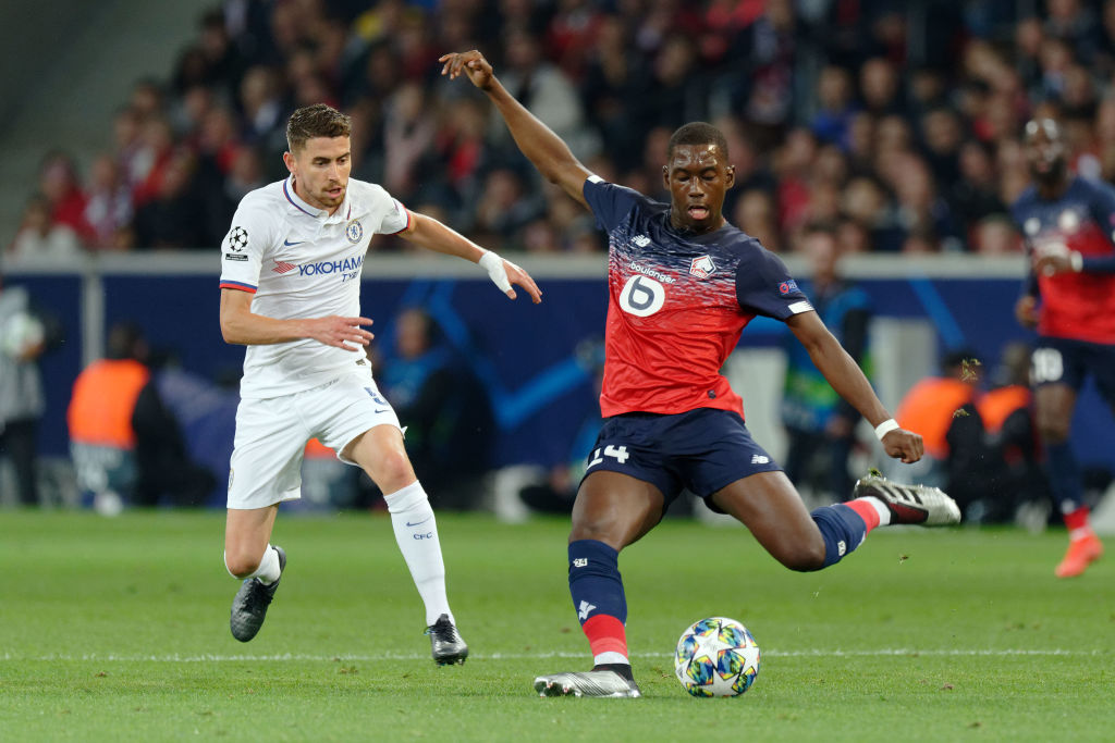 Chelsea, Man United set to battle for Soumare