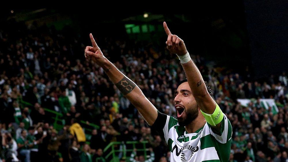 Report: Bruno Fernandes to Manchester United after Lisbon Derby