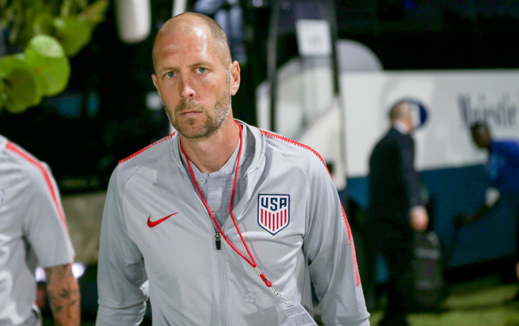 USMNT's Berhalter made almost as much as Ellis in first few months