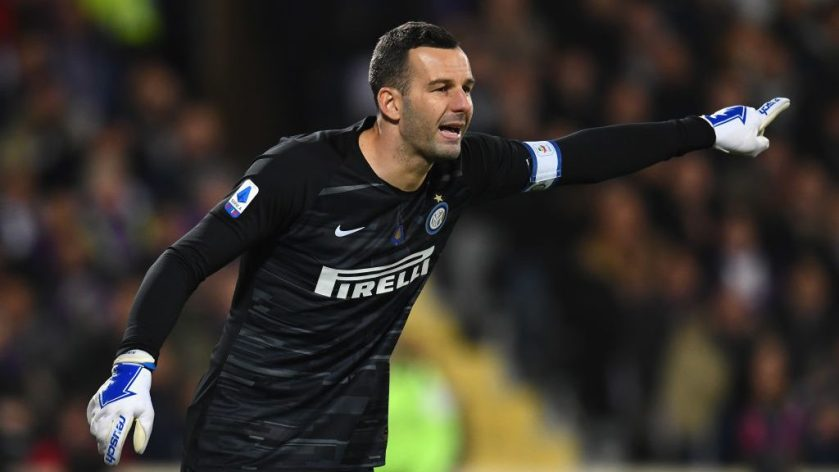 Serie A Roundup Handanovic Saves Late Penalty Earns Inter Draw