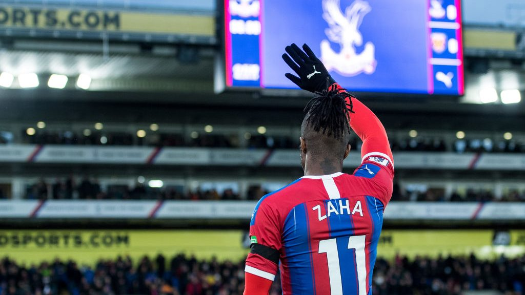 Crystal Palace news