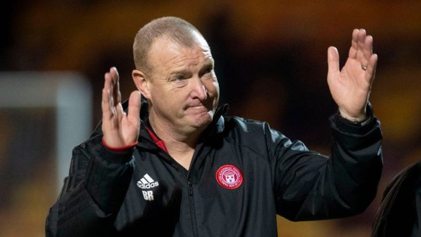 Scottish manager breaches gambling rules
