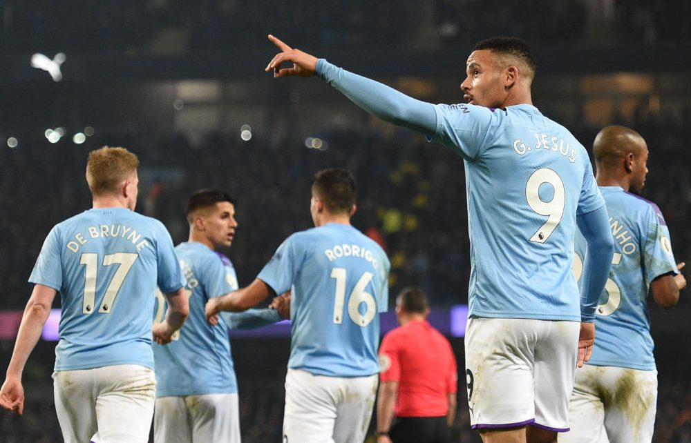 Manchester City beats Everton video highlights