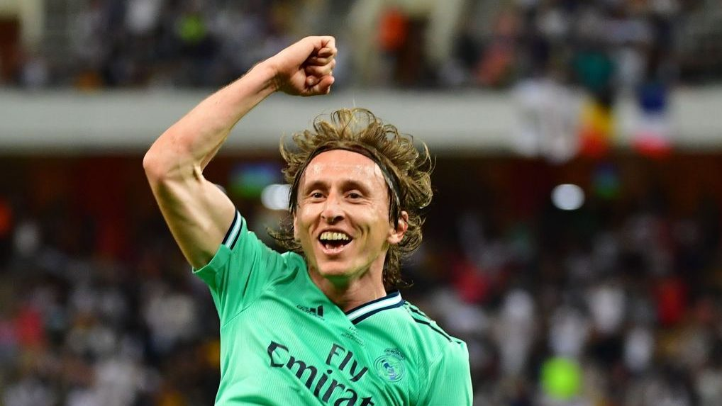 Modric and Kroos score amazing goals for Real Madrid