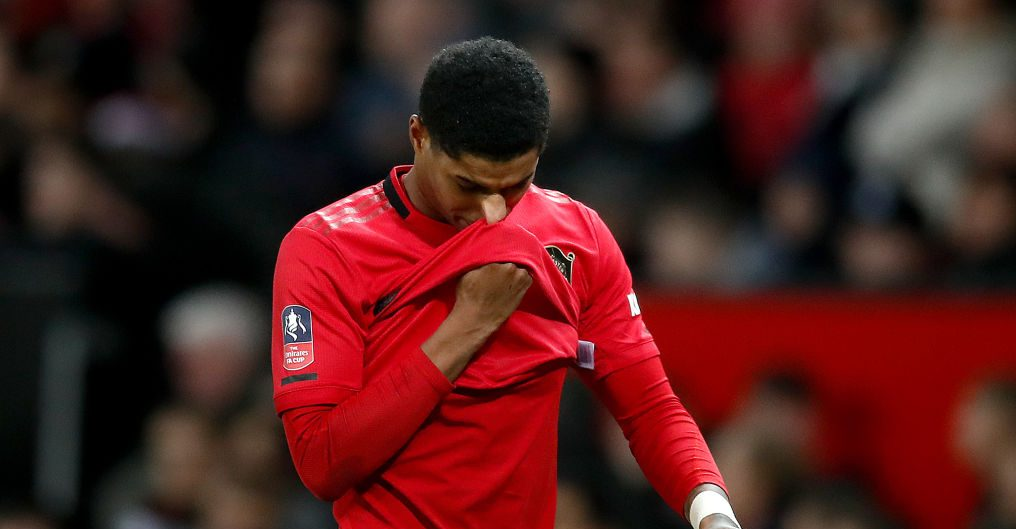 Man United S Solskjaer Rashford Out For 2 3 Months With Back Fracture