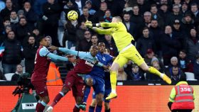 West Ham United v. Everton recap and video highlights