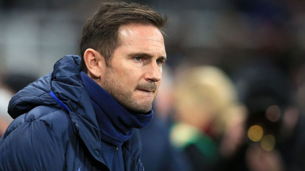 Lampard calls for Chelsea to finish chances: 'We know where we need to strengthen'