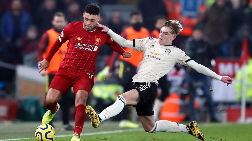 Player Ratings from Liverpool 2-0 Manchester United