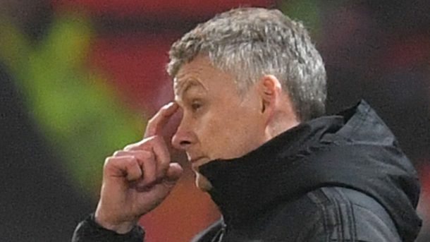 Solskjaer reacts to Manchester United loss
