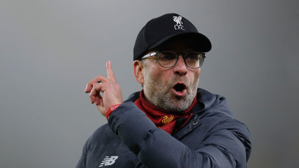 Klopp reacts to Liverpool win