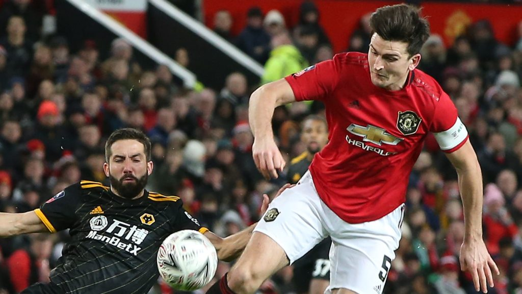 Manchester United names Harry Maguire captain