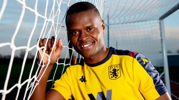 Aston Villa signs Tanzanian captain