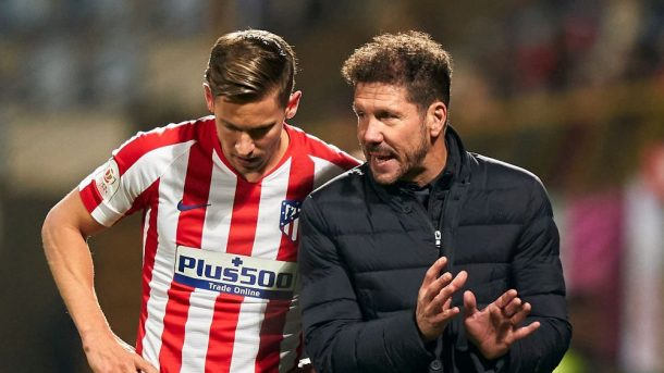 Simeone will not leave Atleti