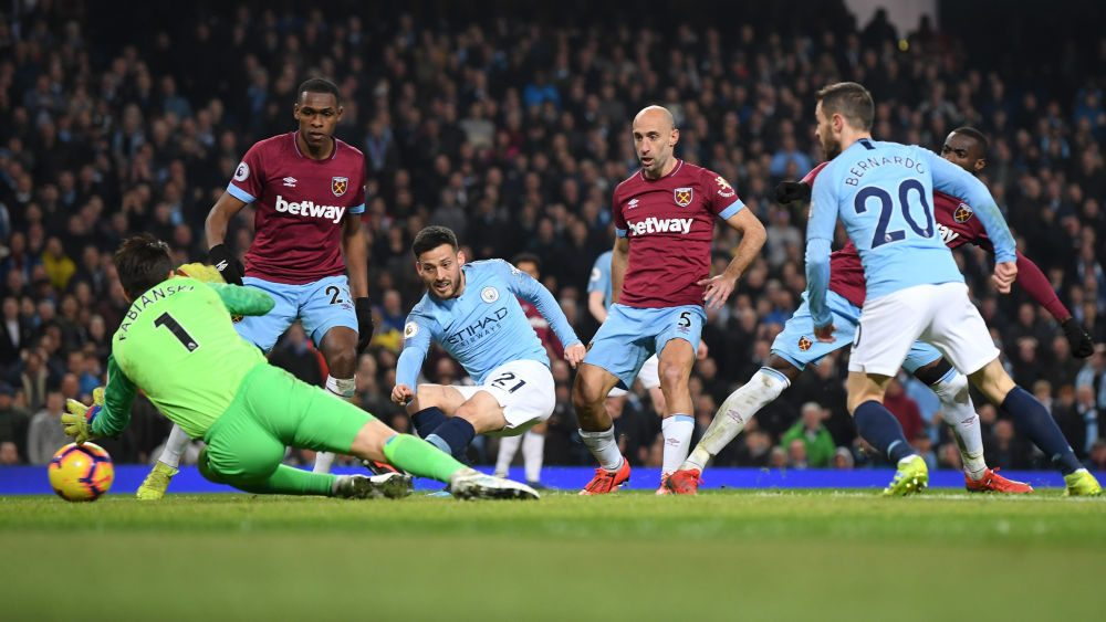 Premier League Preview: Man City v. West Ham