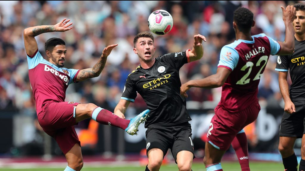 Watch Live Man City V West Ham Lineups Live Stream