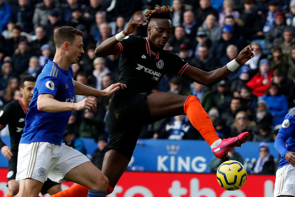 Can Abraham lead Chelsea to top four finish?