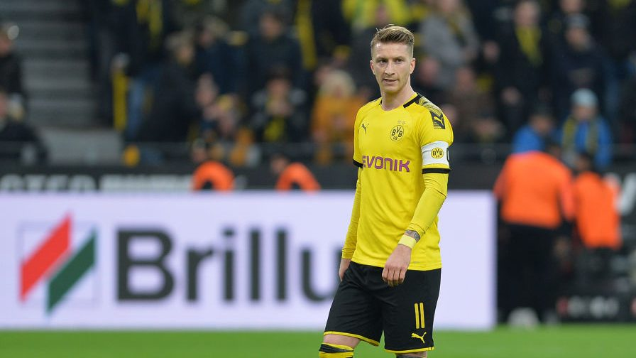 out weeks with - muscle ProSoccerTalk 4 Marco injury  Reus